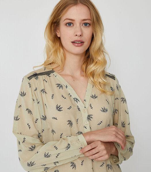 MILA - Nachtshirt viscose