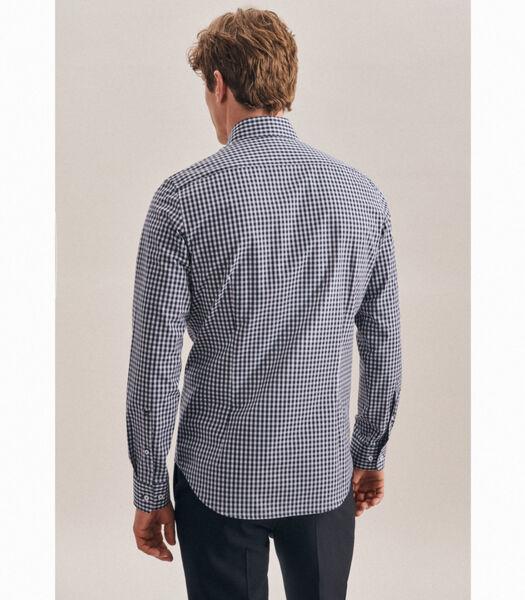 Overhemd Shaped Fit Lange mouwen Geruit