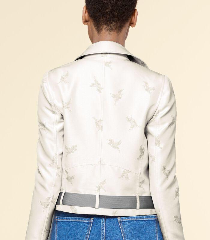 Perfecto jasje met print ESTURBAN image number 3