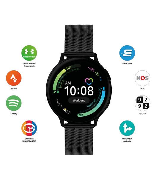 Galaxy Smartwatch zwart SA.R830BM
