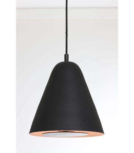 Sphère à suspendre - Noir - Ø25x27 cm