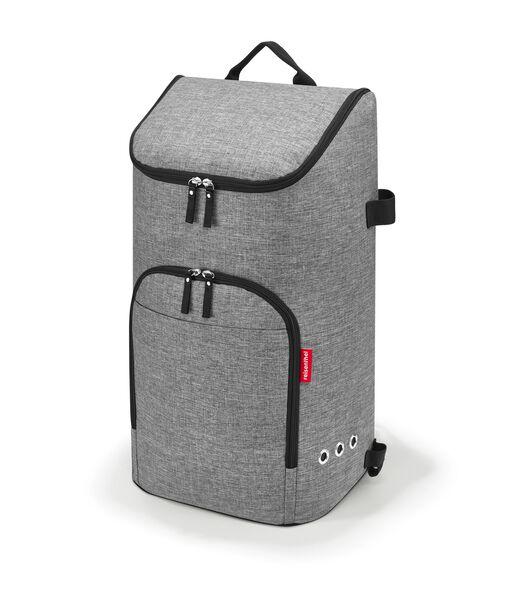 Citycruiser Bag - Boodschappentrolley - Twist Grijs