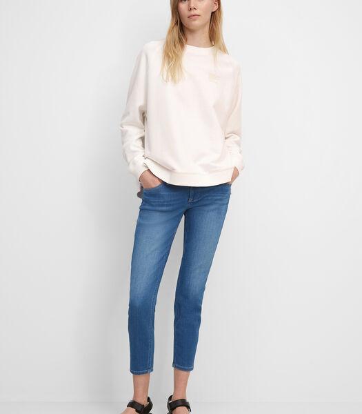 Sweatshirt van organic cotton