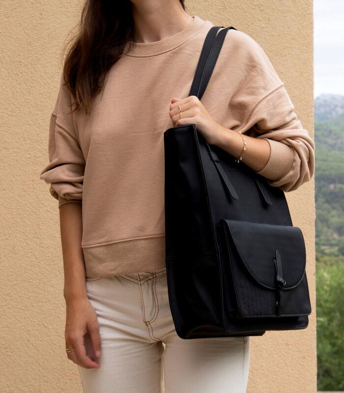 Essential Bag Shopper zwart VH25001 image number 3