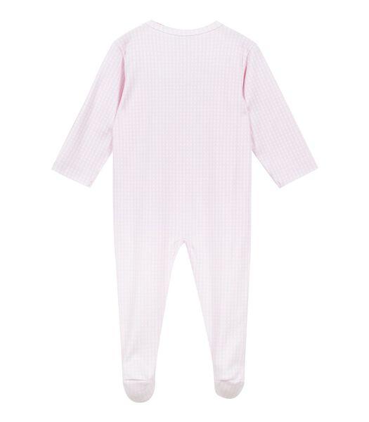 Pyjama met voetjes eenhoorn design