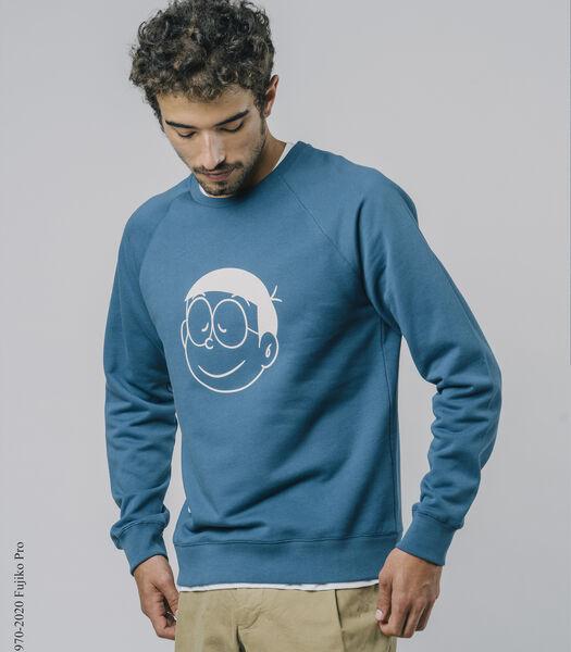 Sweatshirt Doraemon Nobita