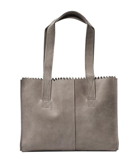Myomy Paper Bag Sac à main hunter taupe