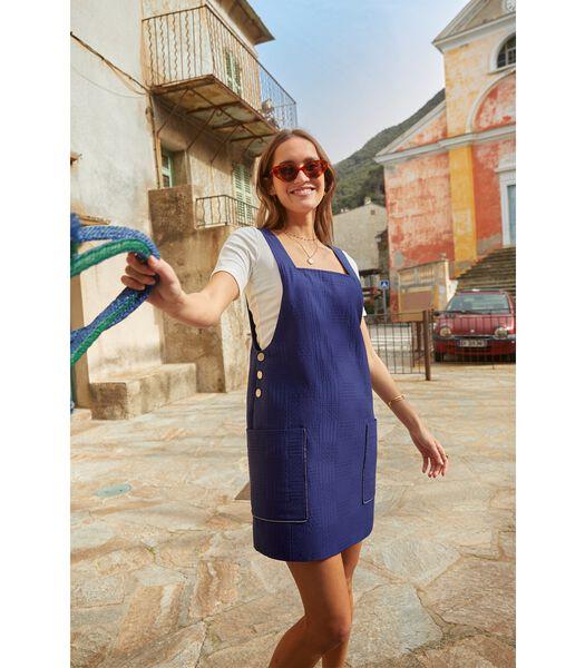 JACQUARD tuinbroek jurk