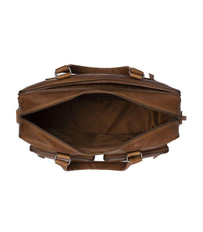 The Chesterfield Brand Misha Laptoptas cognac image number 3