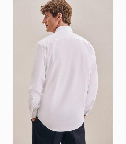 Overhemd Comfort Fit Lange mouwen Uni