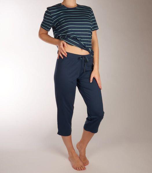 Pyjama pantalon long   d