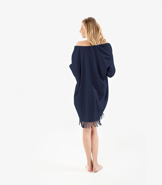 Poncho homewear Laine polyamide