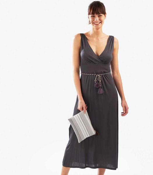 Liberté - Homewear lange Jurk katoenmodal
