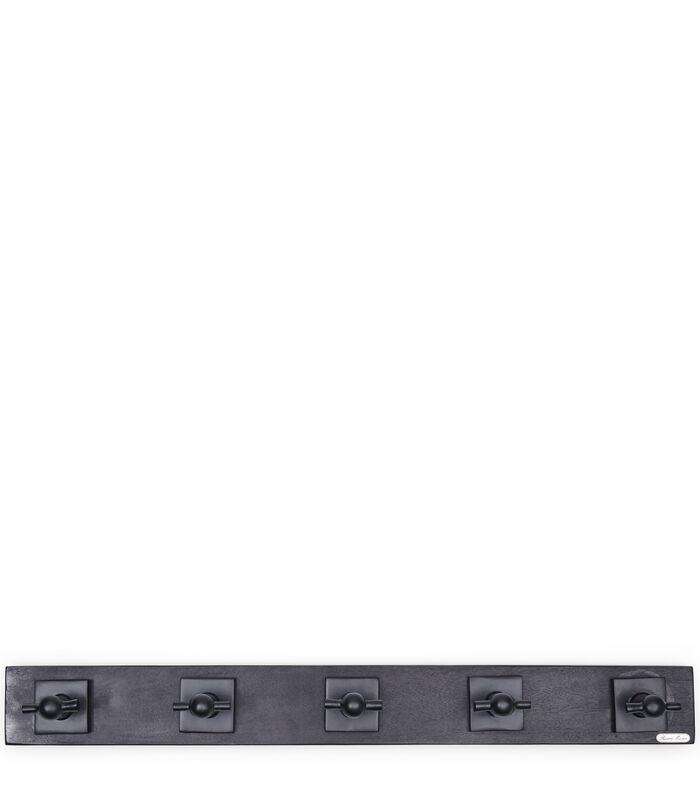 Windsor Coat Rack black image number 0