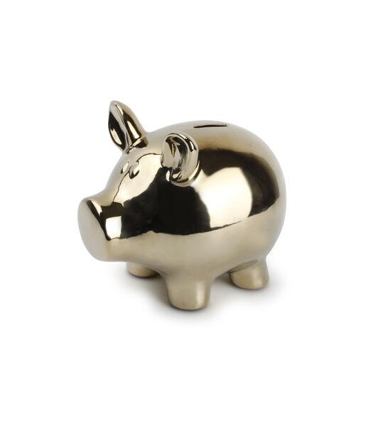 Spaarpot gold Oink