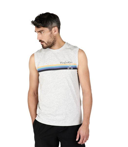 T-shirt zonder mouwen TEBYS
