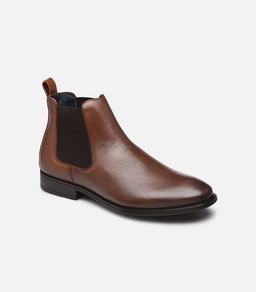 TECHNICAL LEATHER CHELSEA Boots en enkellaarsjes