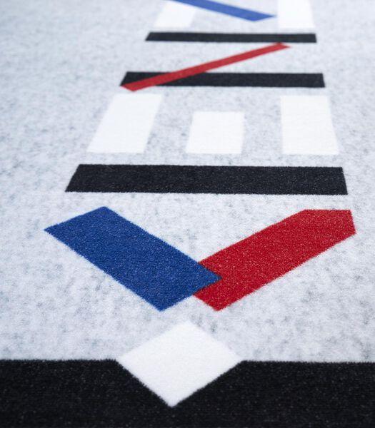 K Color Bloc - Serviette de plage coton 450 g/m²
