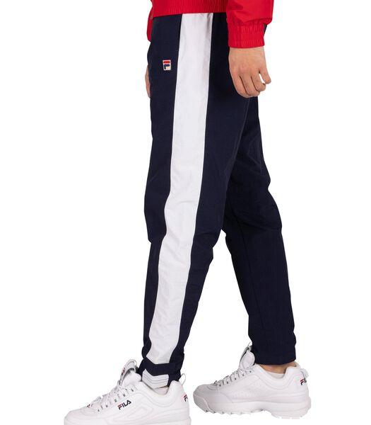 Joggingbroek met streepjescode