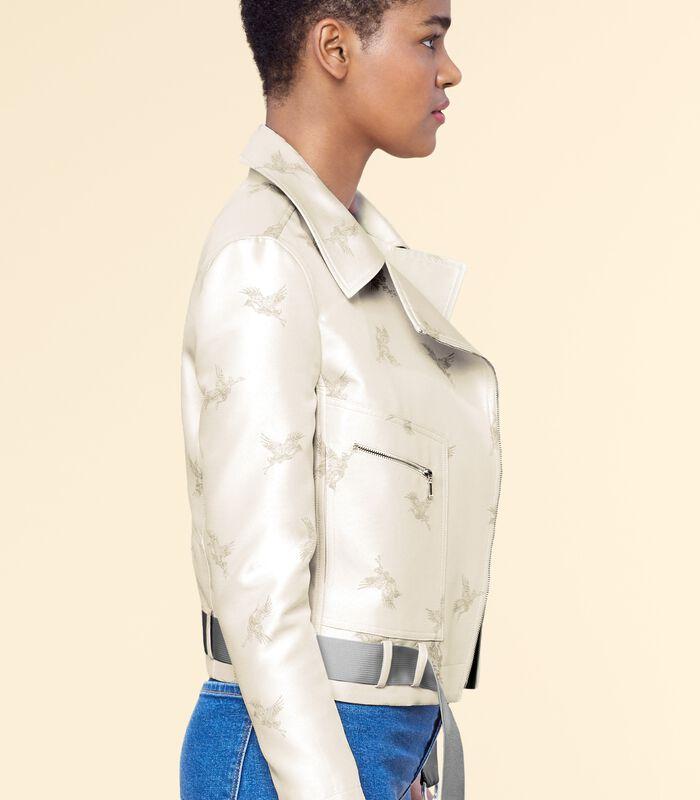 Perfecto jasje met print ESTURBAN image number 2