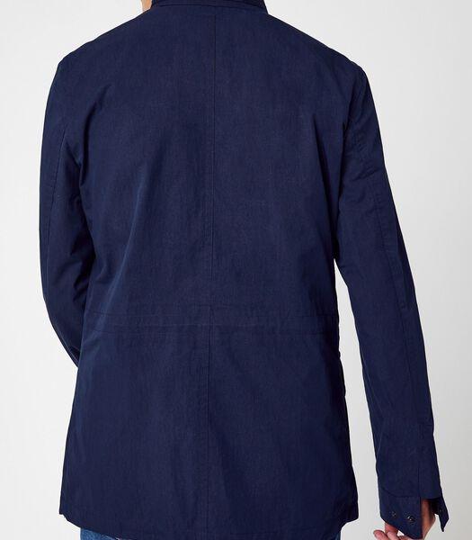 Mantels Blauw