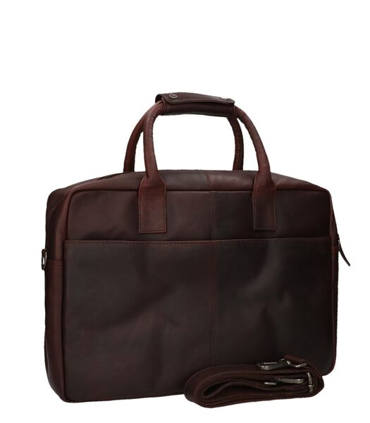 """The Chesterfield Brand Specials 17"""" Laptopbag brown"""