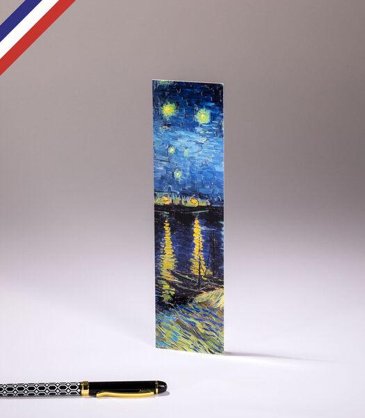 Bladwijzer gecreëerd en gedrukt in Frankrijk - Starry