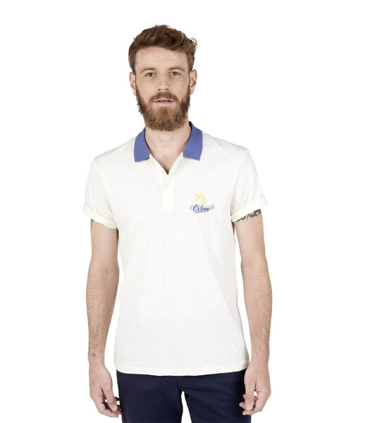 Polo met korte mouwen jersey NONTIL