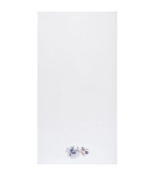 Belle de nuit - Serviette de bain Coton modal 500 g/m²