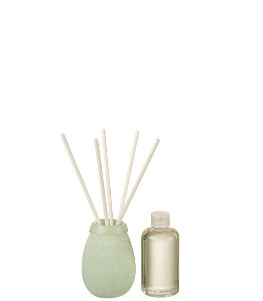 Huile Parfumee Batonnets Capri 200Ml Vert Menthe