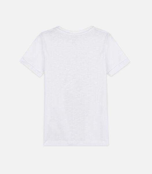 T-shirts Blanc