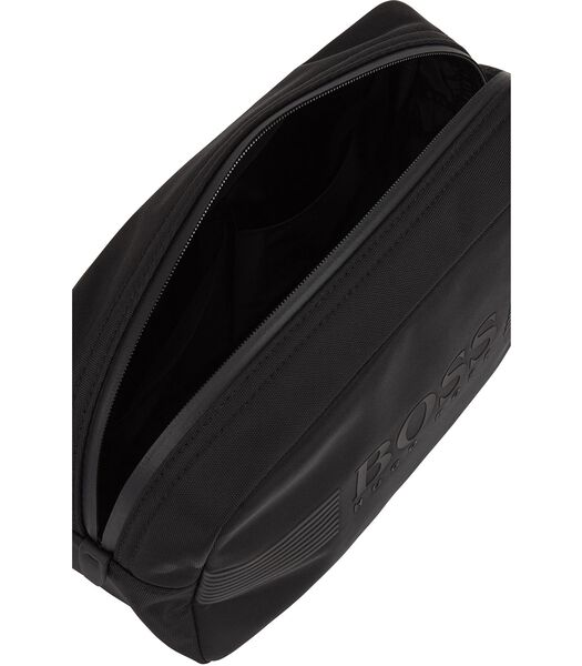 Hugo Boss Pixel Washbag black