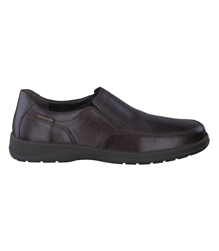 MORENO-Loafers leer image number 0
