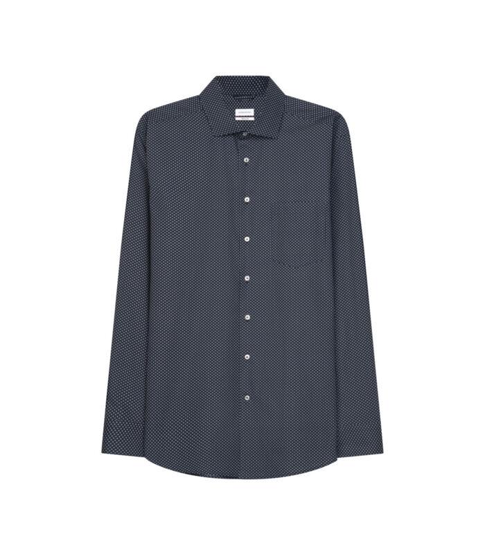 Overhemd Regular Fit Lange mouwen Print image number 0