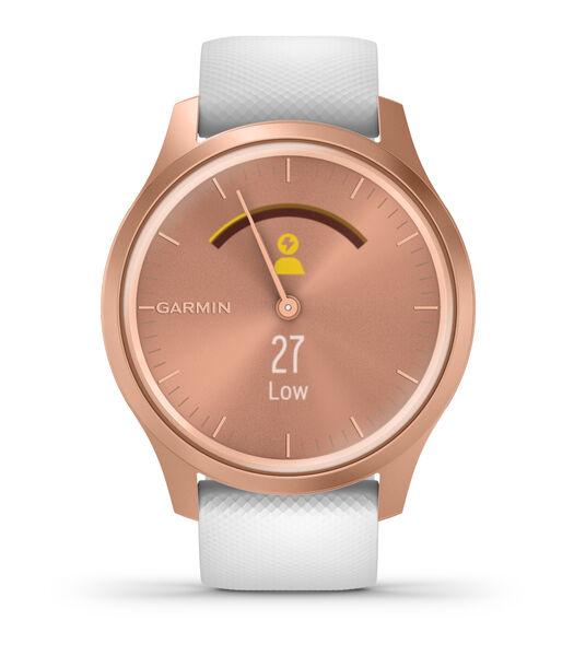 Vivomove Smartwatch wit 010-02240-00