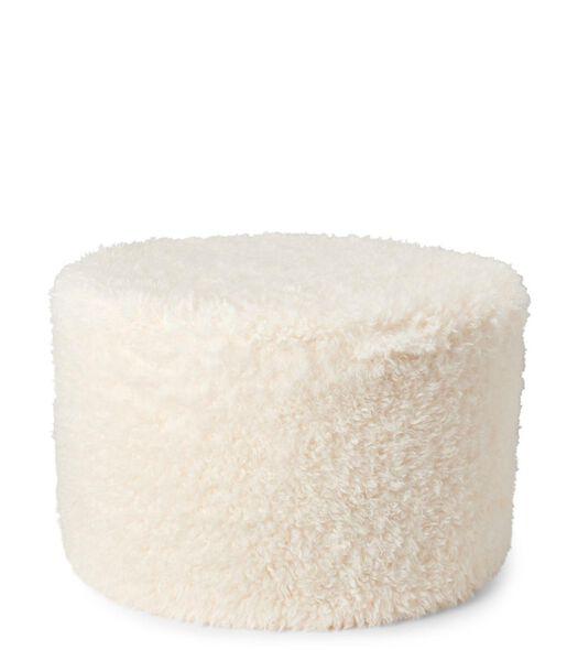 SHELLEY - Pouf - Vanilla