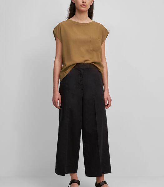Haut façon blouse en LENZING™ ECOVERO™