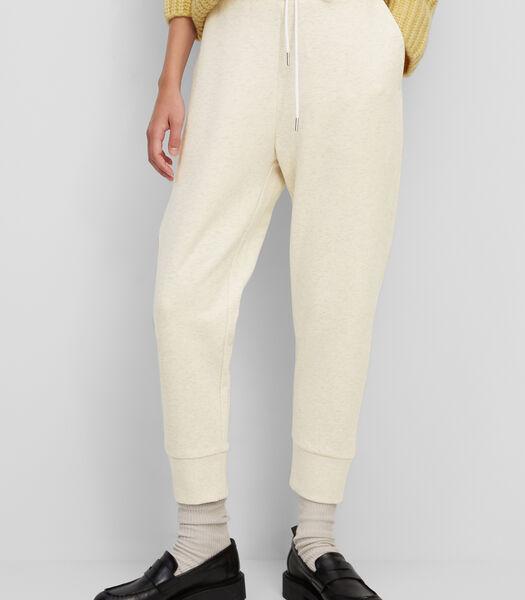 Pantalon de jogging en coton biologique
