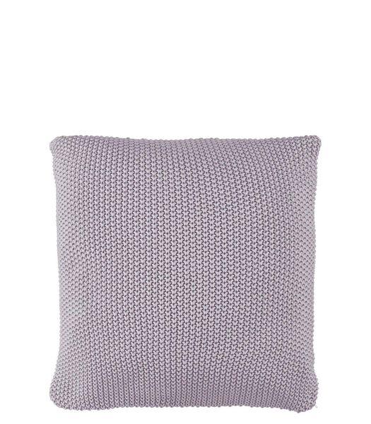 NORDIC KNIT - Coussin - Lavender Mist