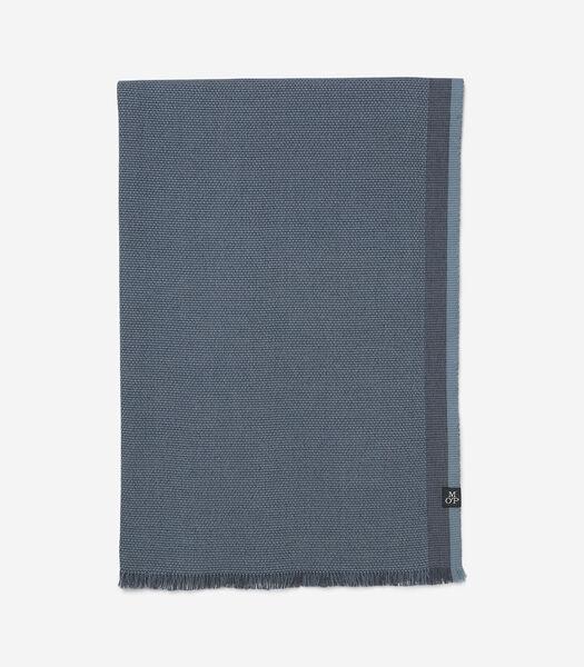Sjaal van organic cotton