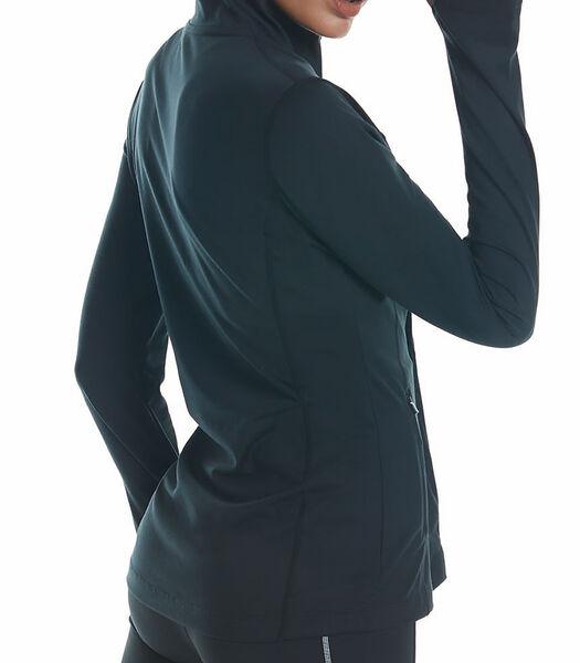 Veste de sport zippée manches longues Tech ST2