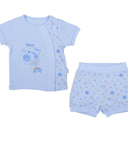 Biologisch katoenen baby t-shirt en broekje set, Dreams