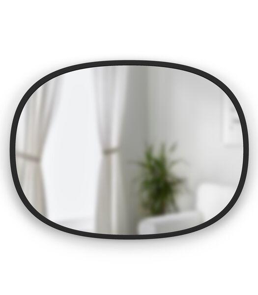 Hub spiegel ovaal van