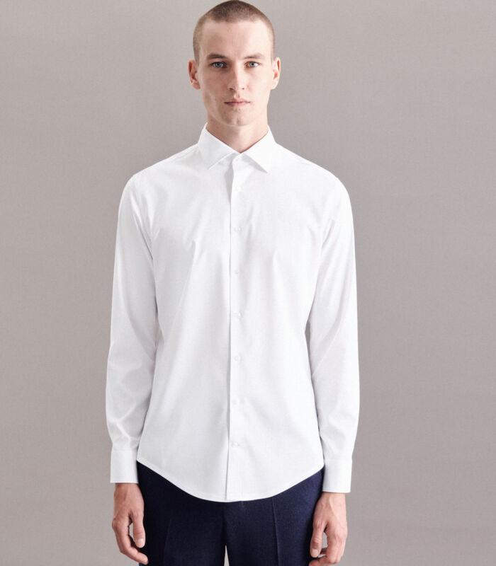 Performance hemd Slim Fit Lange mouwen Uni image number 0
