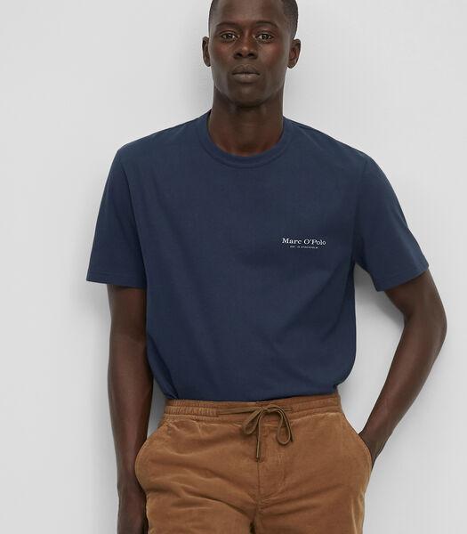 T-shirt en jersey lourd de coton biologique