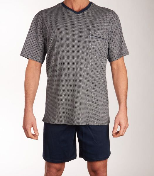 Pyjama korte broek   h-3xl