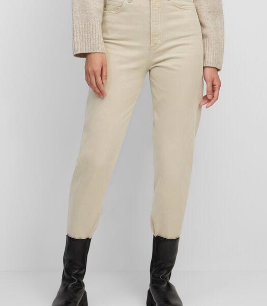 Jeans model SOFO relaxed van een mix met organic cotton