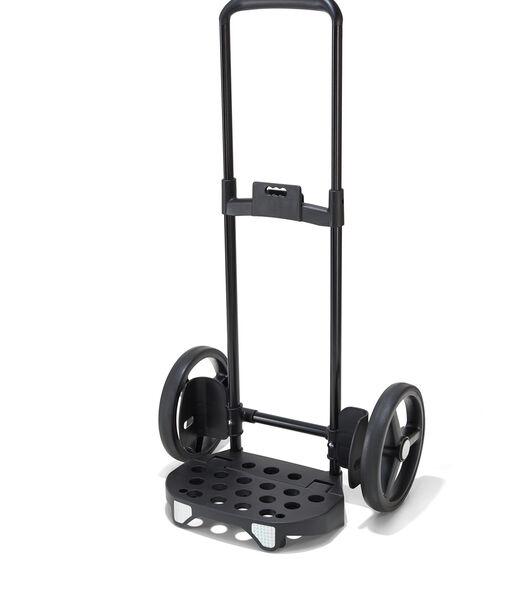 Citycruiser Rack - Boodschappentrolley - Zwart