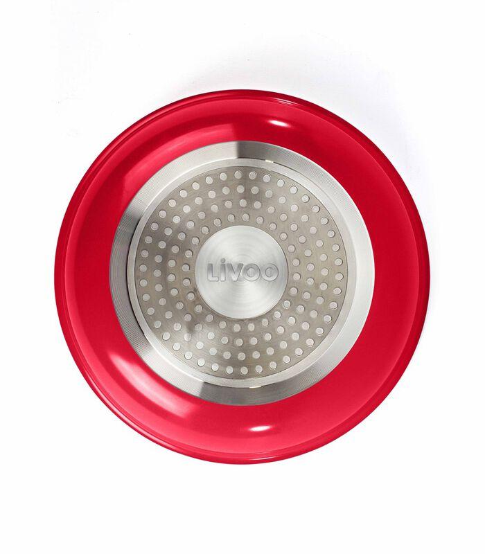 Set de 3 casseroles manche amovible image number 4