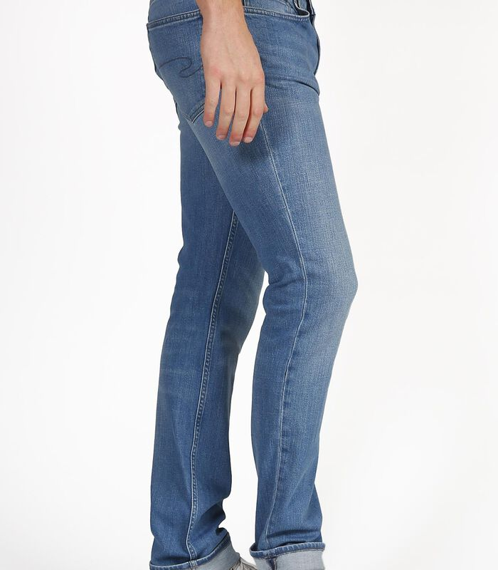 LC112 Sixty Blue Used - Straight Jeans image number 2